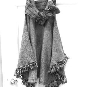 Sparrow sweater skirt
